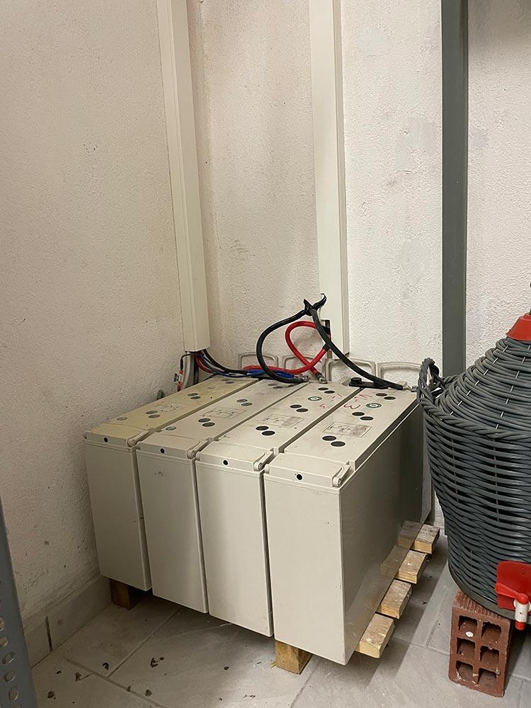 Photovoltaikanlage in GR